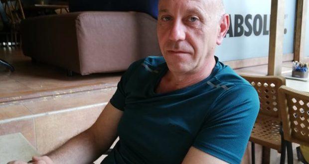 Д-р Деян Георгиев на първа линия в борбата с COVID-19