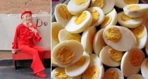 В Япония жените пият кафе и ядат яйца