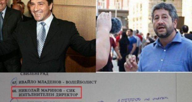 Разкриха защо Христо Иванов е в завера с Маджо и олигарсите и показаха уникален ДОКУМЕНТ