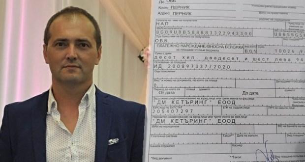 Г-н Борисов от 17 години имам малък бизнес и единственото