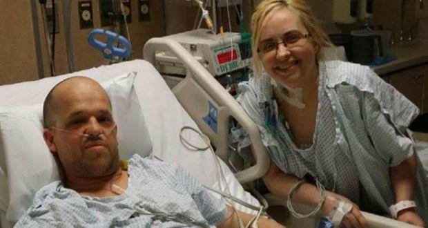 Той реши да дари черен дроб на непълно непозната жена