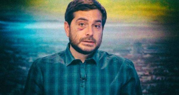 Димитър Кенаров: Крещях че съм журналист но полицаите ме ритаха с все сила