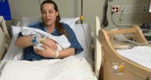 Шансът да се роди това бебе бил 1 на 48 милиона!