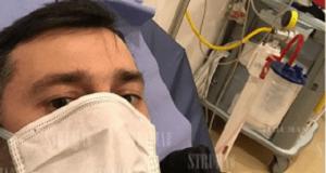 Смел българин болен от коронавирус проговори: Лекуват ме с лекарство за 2 лева, наричат ме нахалник