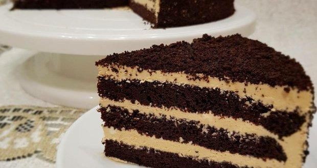 Торта Черният принц е торта която просто се топи в устата ви