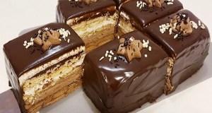 Лесна и бърза торта: Редиш в кутия за сладолед и е готова след 15 минути без печене!