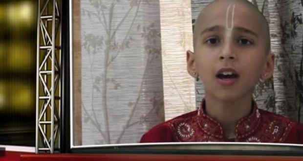 Детето ясновидец на Индия съобщи: Краят на Ковид идва