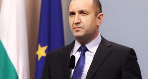 Радев: Не след дълго ще имаме правителство което ще работи в интерес на българските граждани
