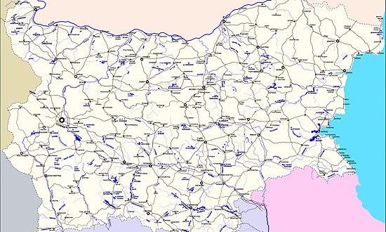 Всичките 3 хил. Язовира в България са построени през Социализма