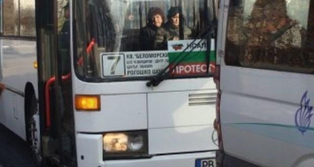Възрастна жена коментира градския транспорт в Пловдив: Това го няма никъде по света!