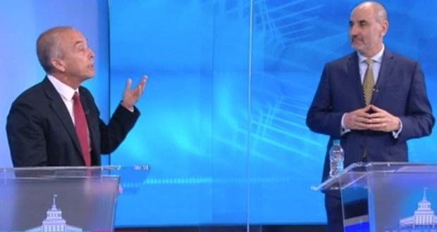 Мангъров попиля Цветанов в дебат: В най-добрия случай може да е директор на спортно училище