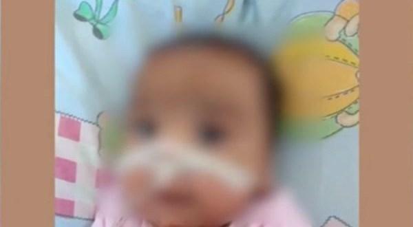 Историята на 4-месечно момиченце трогна хиляди в социалните мрежи