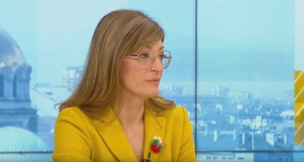 Захариева: Светът говори за българския модел за управление на кризата