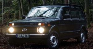Фен на Lada Niva Legend от Германия засне своя реклама на всъдехода ВИДЕО