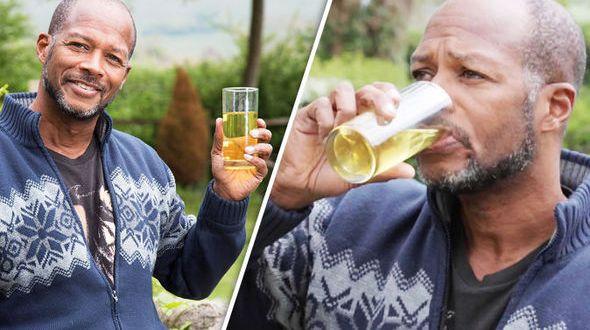 Американец: Откакто започнах да си пия урината отслабнах с 50 кг