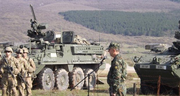 Сидеров бие алармата: Войната започва! САЩ разполагат 35 000 войници в България!