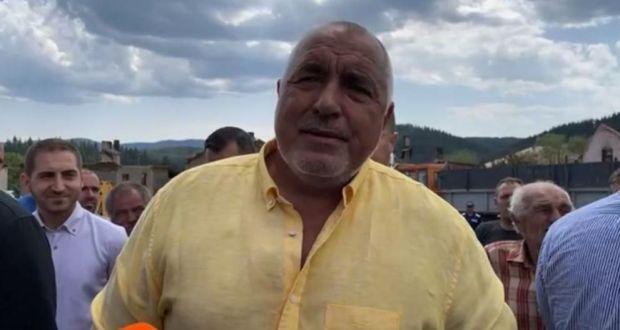 Борисов: В Родопите няма един християнин но мрат за ГЕРБ защото им направихме пътища училища…