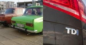 До 1000 лв. глоба за влизане със стара кола в центъра на София?