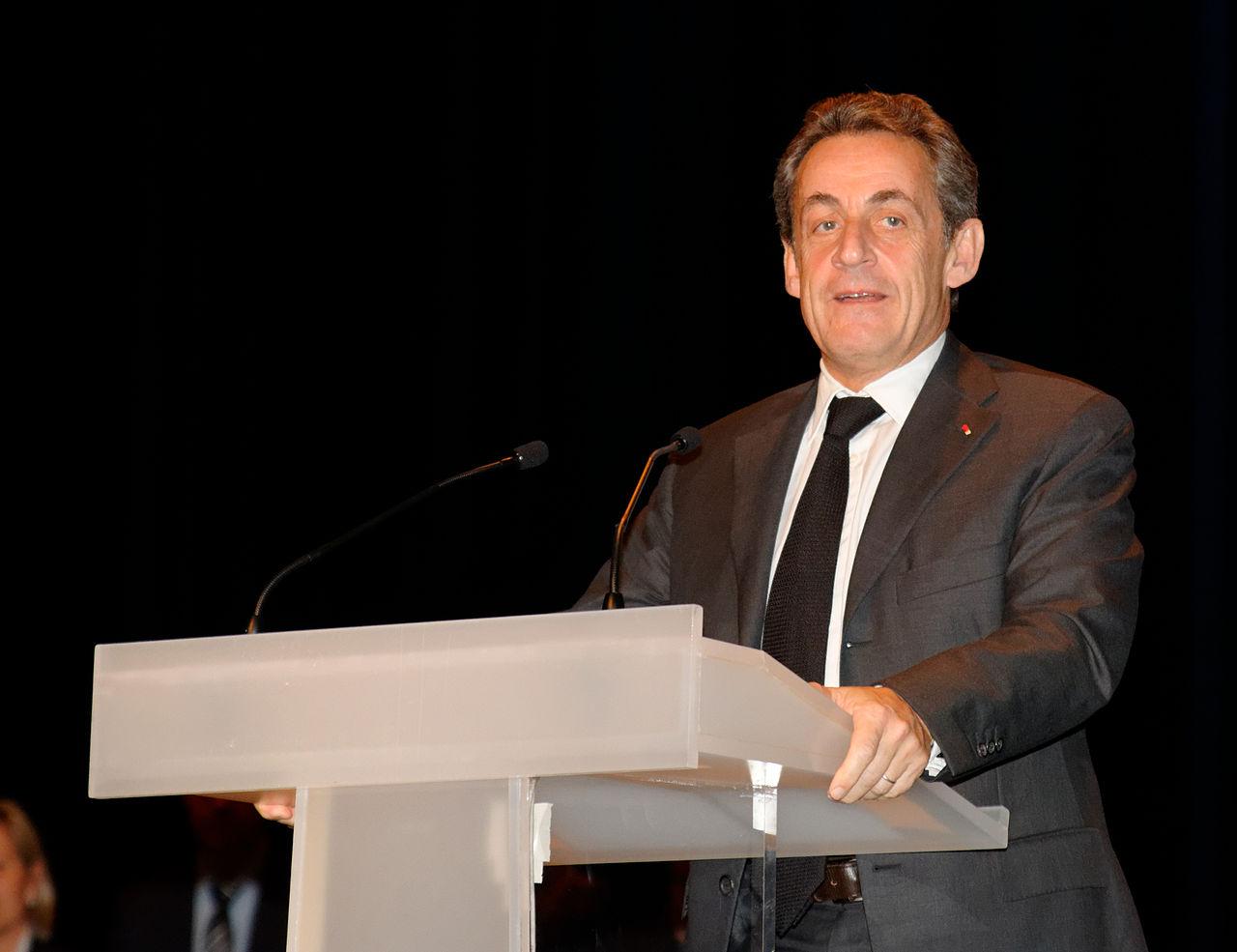 Nicolas Sarkozy mistænkes for at have brugt flere penge end tilladt til sin valgkampagne i 2012. Foto: Thomas Bresson (CC BY 3.0)