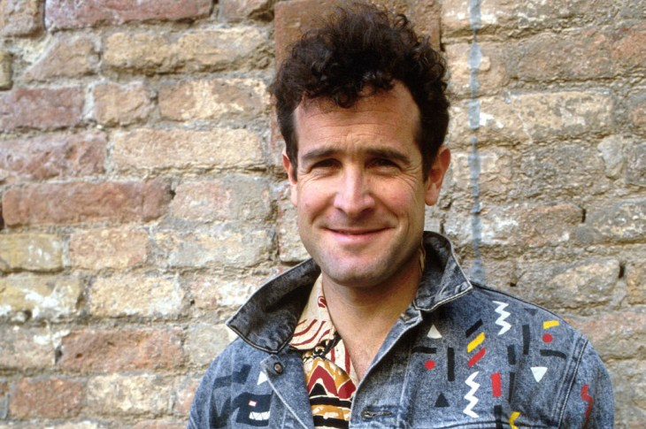 Johnny Clegg, 1992. Foto: Gorupdebesanez (CC BY-SA 3.0)