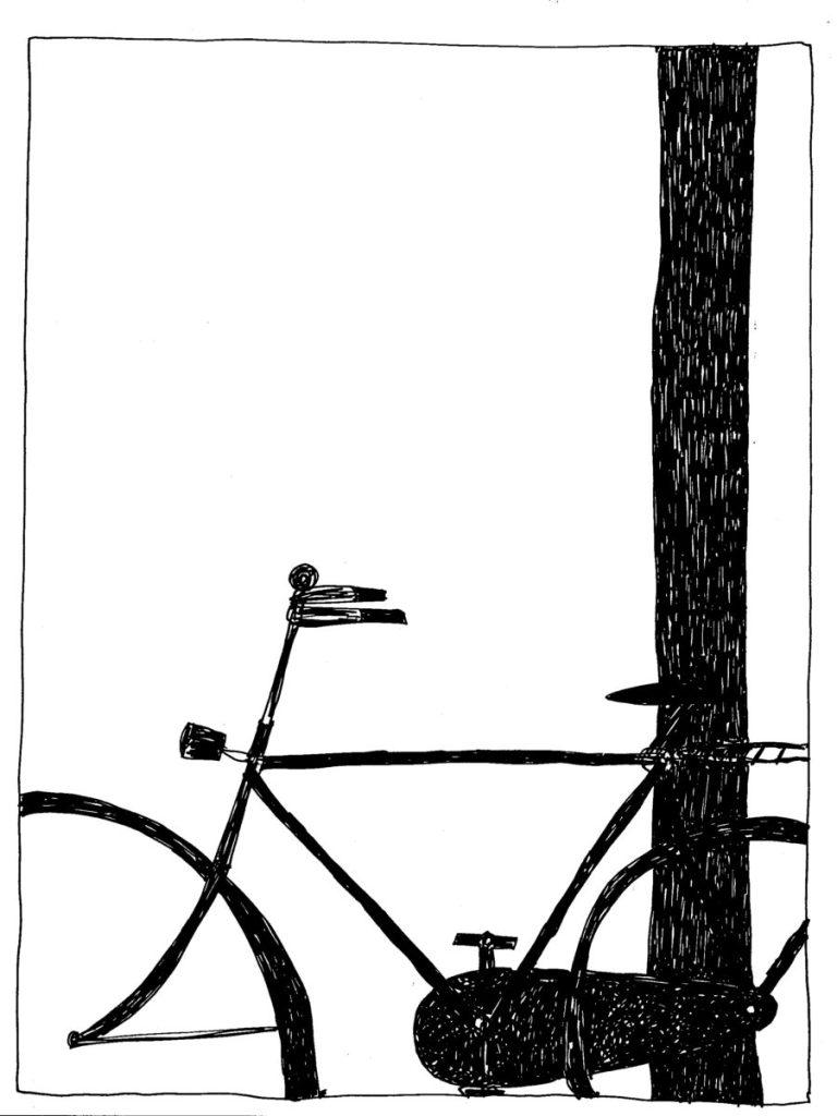 173 - een rijwiel der mannelijke kunne