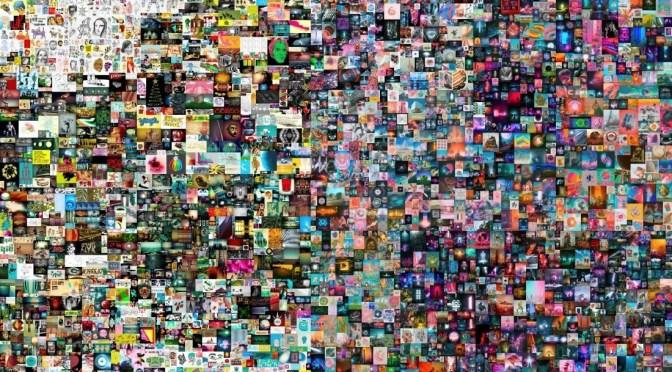 Digitale Kunst, digital bezahlt. Christie´s macht es möglich!