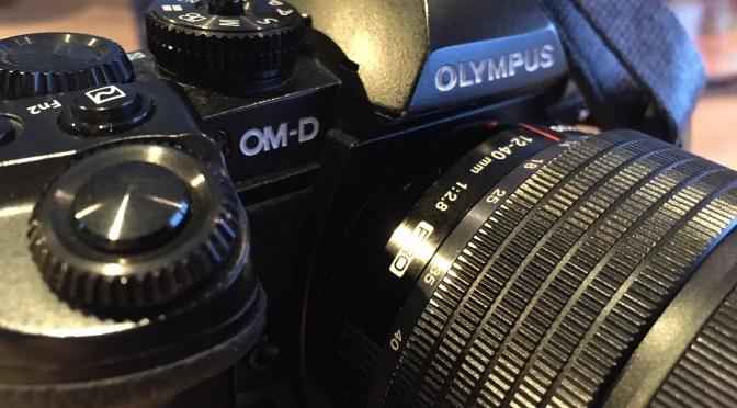 OM-D EM-1 Mk.I: Oder warum die Garantieverlängerungen eine gute Idee ist.