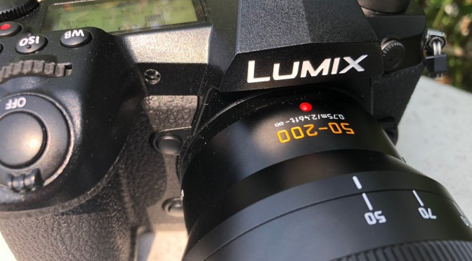 Hands on: Die Panasonic Lumix G9 mit dem Leica Vario-Elmarit DG 2,8-4,0/50-200