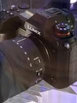 Lumix S, auch ziemlich groß