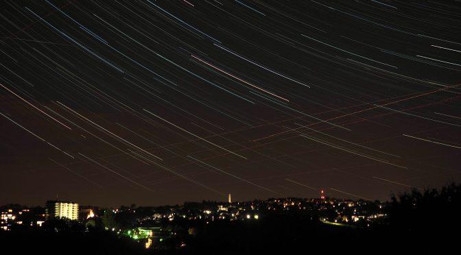 Starlink oder warum wir den Nachthimmel noch fotografieren sollten!