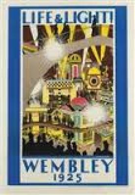 HS Williamson Wembley 1925