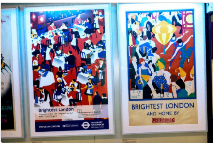 LT then and now brightest London