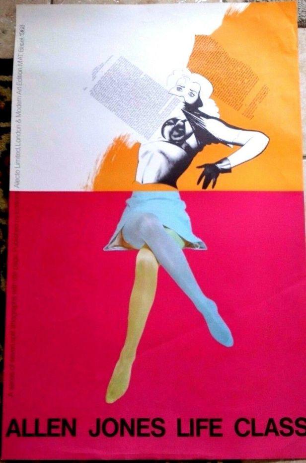 Allen Jones Art Class