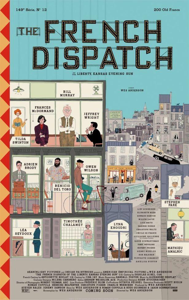 French Dispatch Aznarez