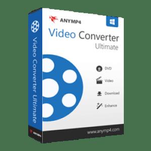 AnyMP4 Video Converter Crack