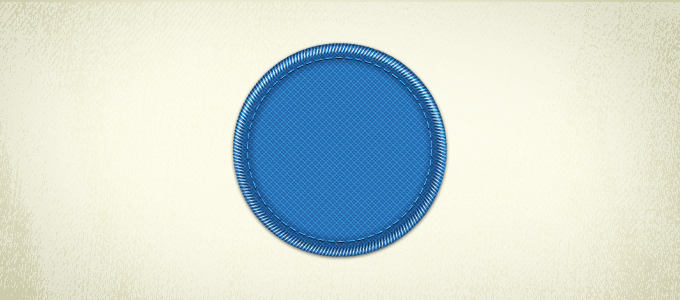 Embroidery Badge Psd File For Free Download Now