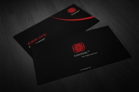 Free Luxury Black Business Card Template PSD files  vectors     Free Luxury Black Business Card Template PSD files  vectors   graphics    365PSD com