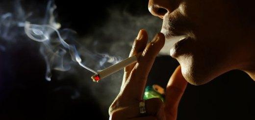 Dejá de Fumar, la Nicotina es un droga.