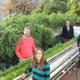 El argentino que quería cubrir de huertas los balcones porteños y ahora lucha contra el hambre desde Silicon Valley