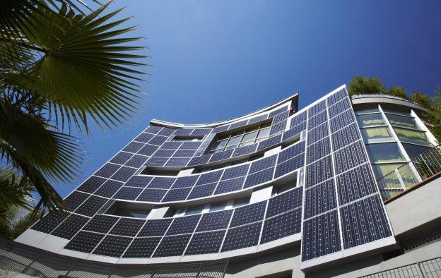 En una vivienda sostenible los usuarios aprovechan la energía de fuentes renovables