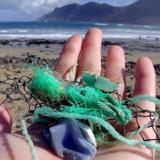 Un oceano lleno de plastico