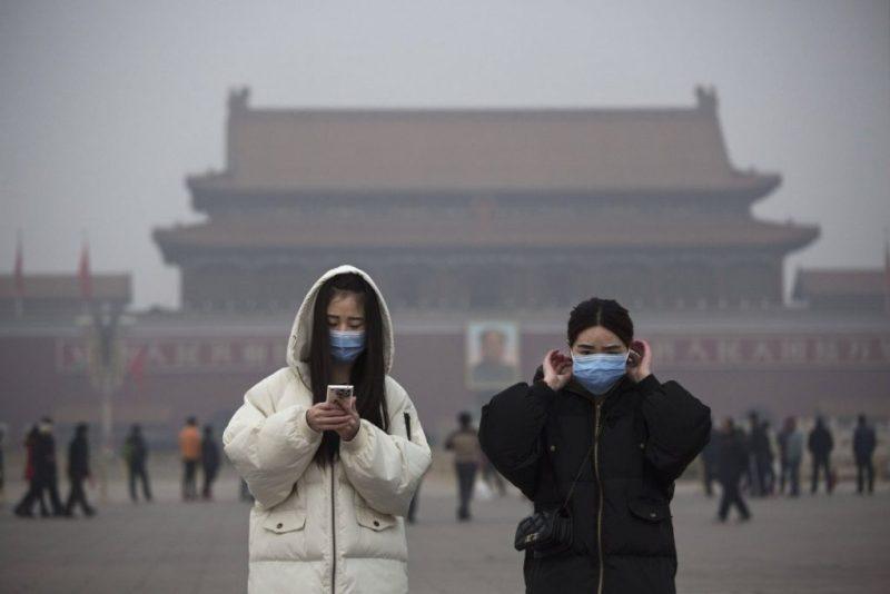 Para luchar contra la Contaminación, China planta bosques.