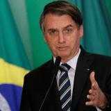 Jair Bolsonaro sugirió que las ONG están detrás de los incendios en el Amazonas