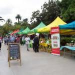 Semana de los alimentos orgánicos, feria de Tandil, Argentina