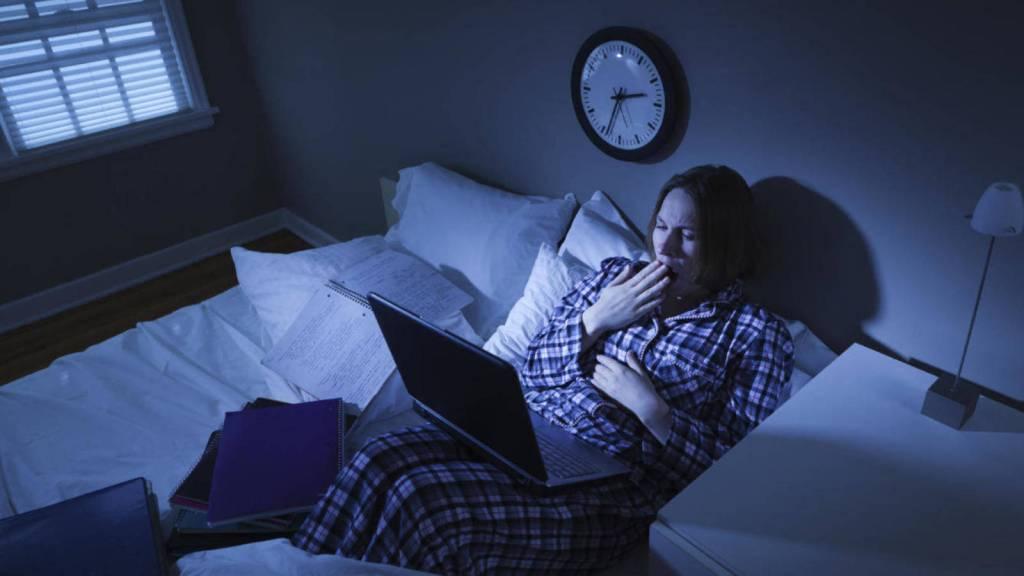 Falta de energía y poca claridad durante el día genera la falta de sueño.