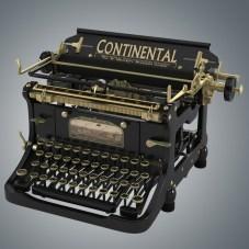 b continental Vintage typewriter type antique old retro ancient ribbon mechanical keyboard0001.jpgaded2e61-db0d-4ffa-9c25-f216072c9b0aLarge