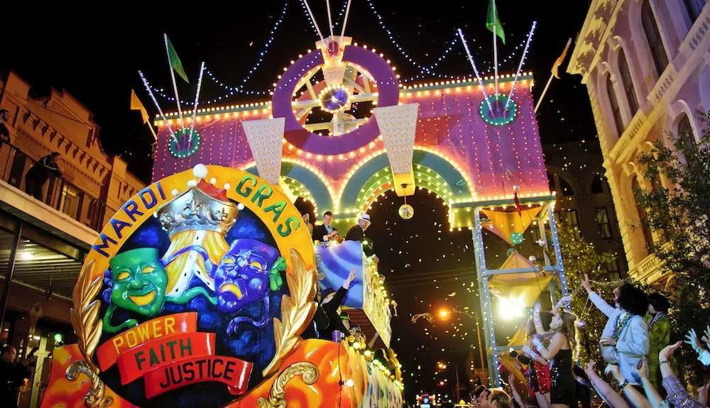 Galveston Mardi Gras Calendar