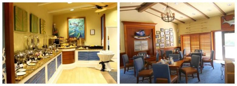 Islander Resort restaurant