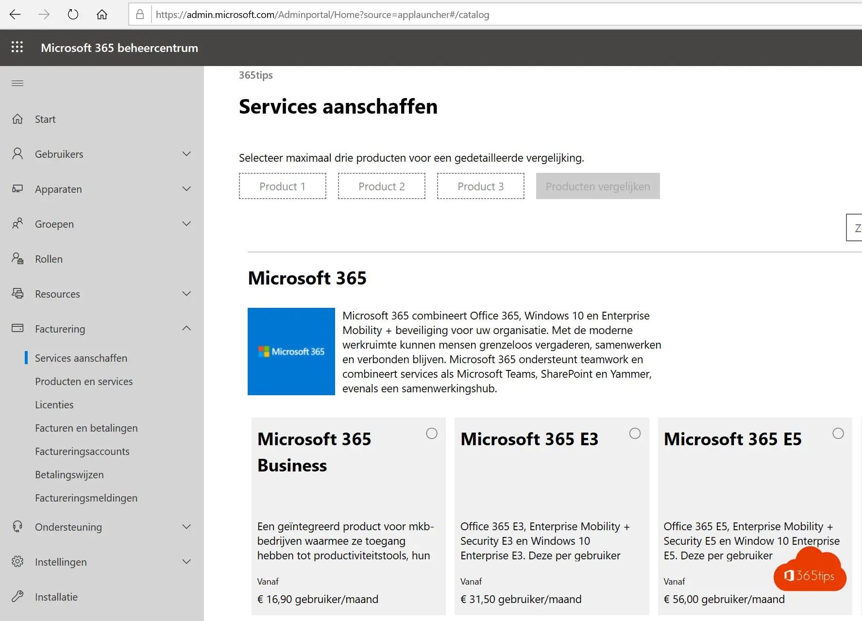 Office 365 testen in een demo omgeving in 3 stappen