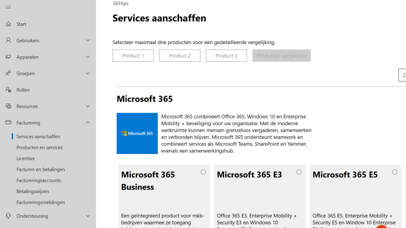 Office 365 testen in een demo omgeving in 3 stappen